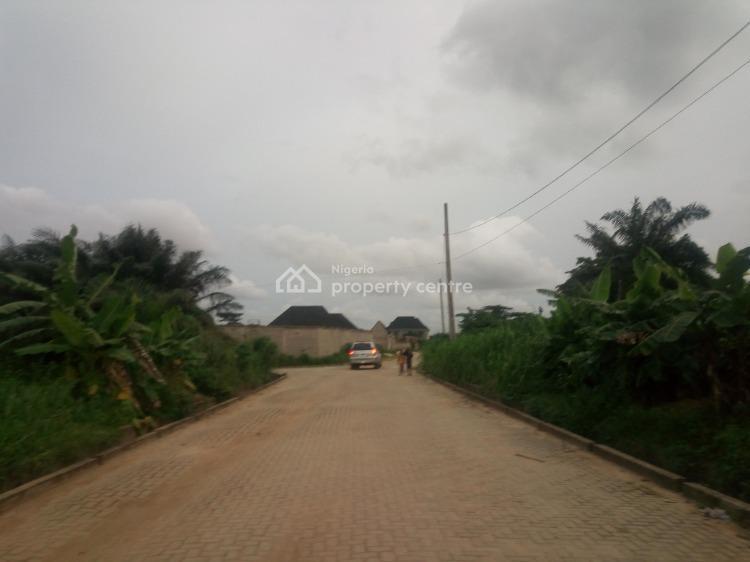 Half Plot Measure 340sqm, Gra, Isheri North, Lagos, Residential Land for Sale