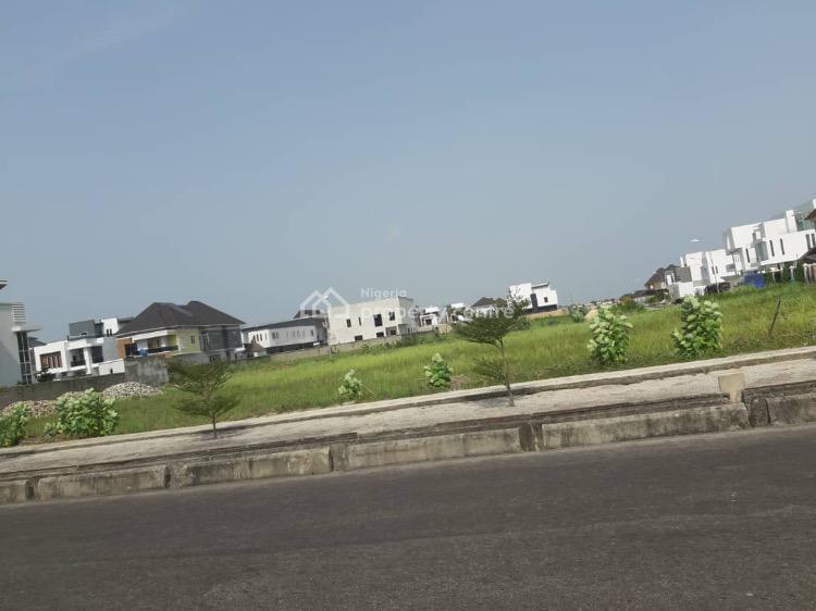 500sqm Waterfront Land, Peenock Beach Estate, Osapa, Lekki, Lagos, Detached Duplex for Sale