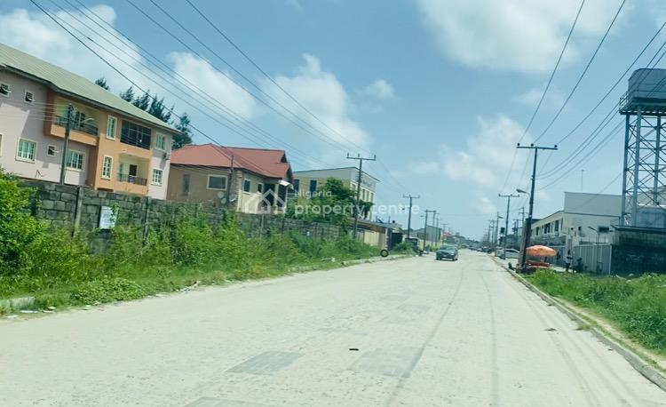 50 Plots of Land with Governors Consent, Off Orchid Hotel Road, Near Chevron., Lafiaji, Lekki, Lagos, Land for Sale