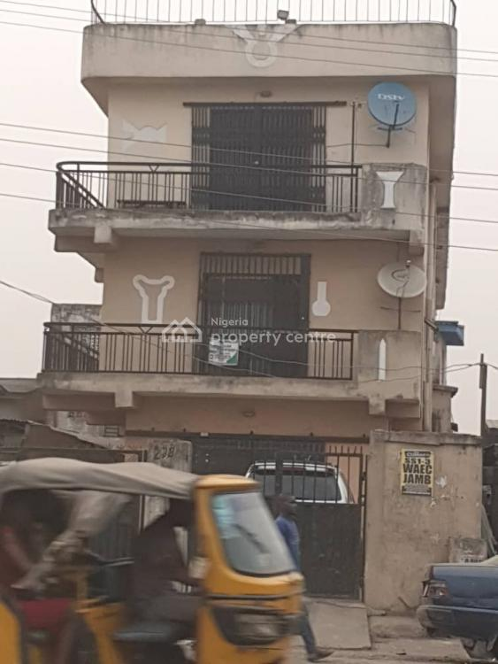 Land, Prime Property, Ijesha, Surulere, Lagos, Block of Flats for Sale