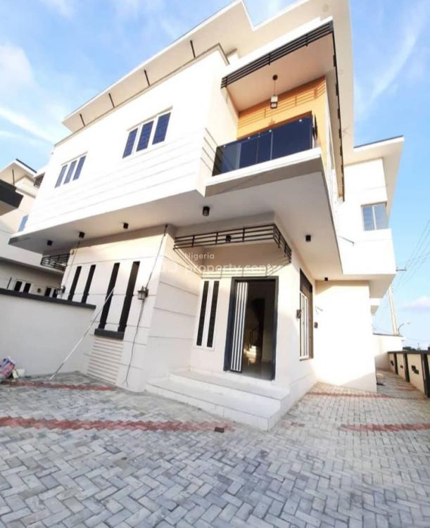 Tastefully Finished 4 Bedroom Semi Duplex with Bq, Ado, Ajah, Lagos, Semi-detached Duplex for Sale