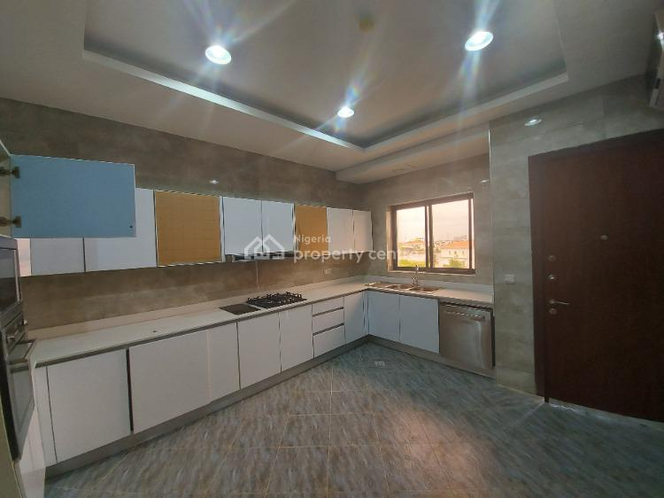 Newly Built and Fully Serviced 4 Bedroom Terrace House with Bq., Banana Island, Ikoyi, Lagos, Terraced Duplex for Rent
