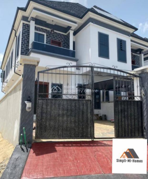 Nicely Finished Semi Detached House, Chevron Alternative Route, Lekki, Lagos, Semi-detached Duplex for Sale
