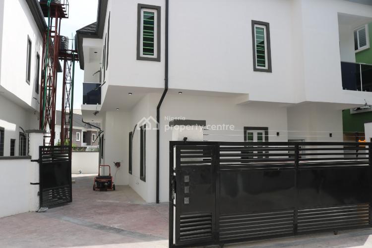 Luxurious 5 Bedrooms Fully Detached Duplex, Osapa, Lekki, Lagos, Detached Duplex for Sale