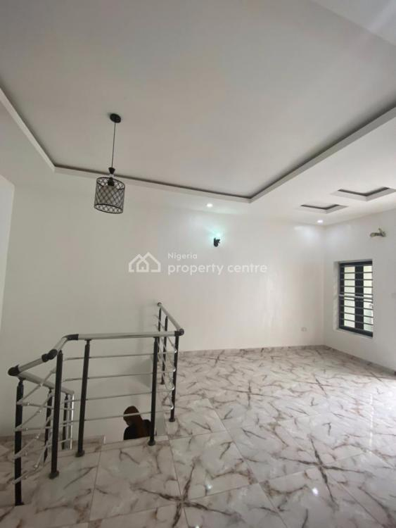 Luxury 3 Bedroom Terrace, Lafiaji, Lekki, Lagos, Terraced Duplex for Sale