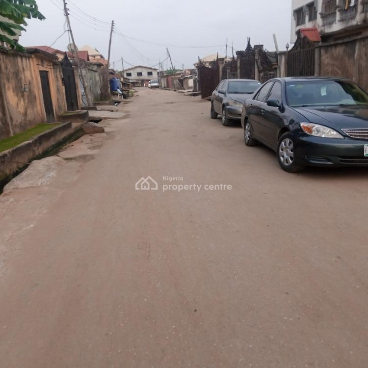 Land, Popoola Str,off Olasanloye Str, Satellite Town, Ojo, Lagos, Commercial Land for Sale