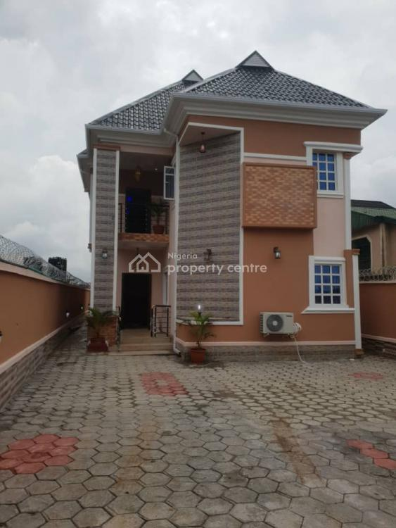 Four Bedroom Duplex, Abaranje, Ikotun, Lagos, Detached Duplex for Sale