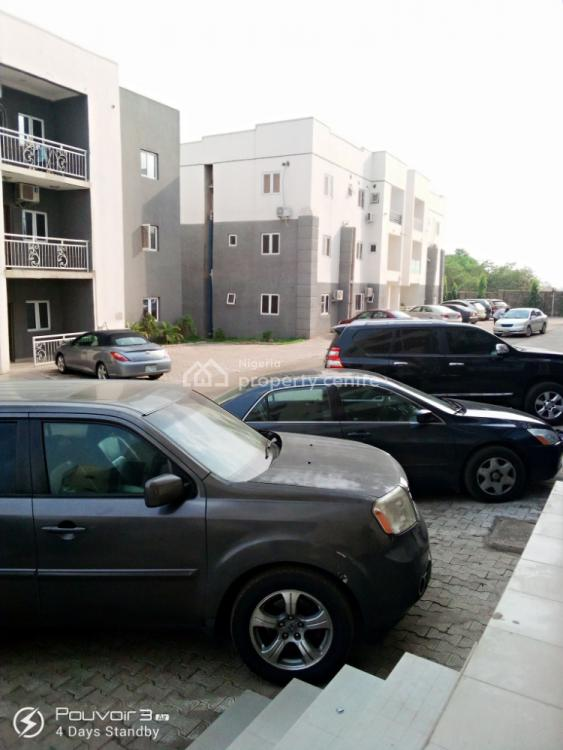 Newly Built 3 Bedroom Block of Flat with Bq in Lovely Area, Games Village Area, Galadimawa, Abuja, Flat for Sale