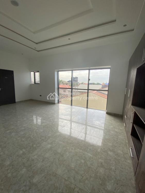 Newly Built 4 Bedroom Terrace Duplex with B.q, Agungi, Lekki, Lagos, Terraced Duplex for Sale