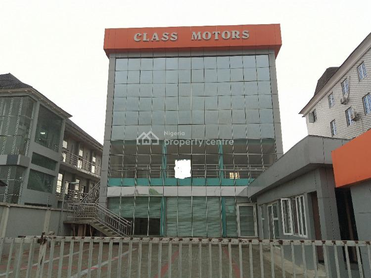 Elegantly Built and Strategically Located Office Space, Sangotedo, Ajah, Lagos, Office Space for Rent