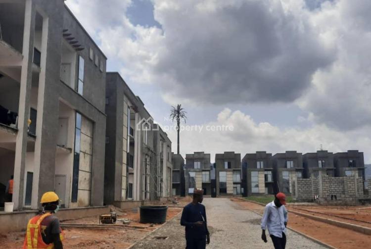 3 Bedroom Apartments, Palm Piroti Estate Opposite Dawaki Market, Along Kubwa Road, Dawaki, Gwarinpa, Abuja, Terraced Duplex for Sale