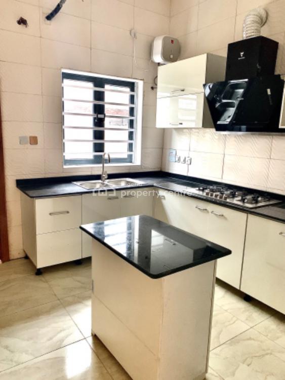 Luxury 4 Bedrooms +1bq Semi Detached Duplex, 2nd Toll Gate, Chevron., Lekki, Lagos, Semi-detached Duplex for Sale