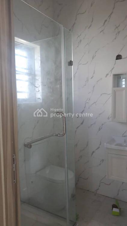 New Lovely 4 Bedroom Duplex in Serviced Estate, Van Daniels Estate 7, Lafiaji, Lekki, Lagos, Semi-detached Duplex for Rent