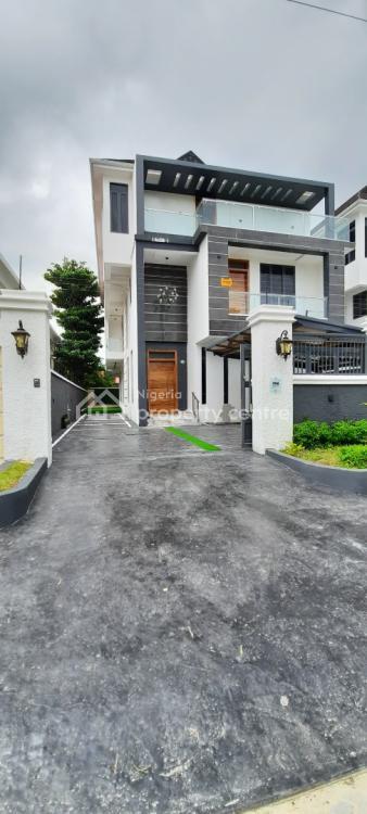 Luxury Tastefully Finished 6 Bedroom Detached Duplex, Lekki Phase 1, Lekki, Lagos, Detached Duplex for Sale