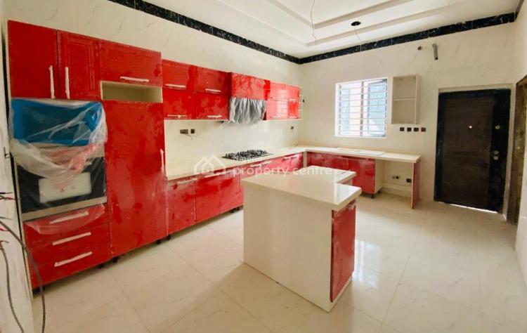 Brand New Terrace 4 Bedroom Duplex, Chevron Drive, Lekki Phase 2, Lekki, Lagos, Terraced Duplex for Sale