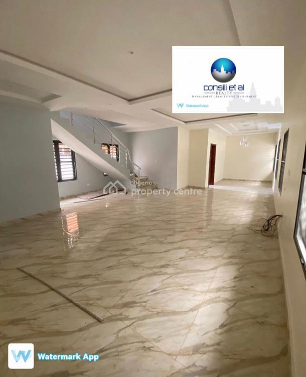 Brand New and Spacious 5 Bedrooms House, Off Akwuzu Street, Lekki Phase 1, Lekki, Lagos, Detached Duplex for Sale