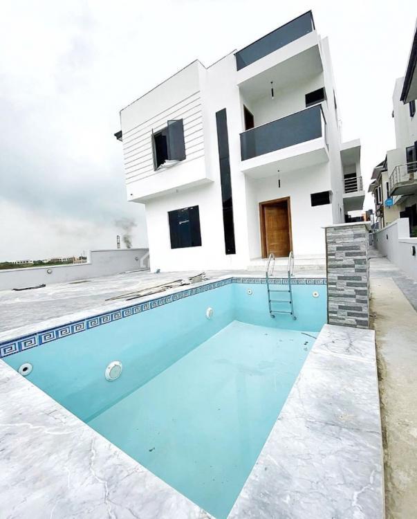 Property with Pool, Lekki County, Ikota, Lekki, Lagos, Detached Duplex for Sale