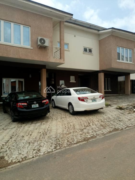 a Tastefully Finished & Furnished 3 Bedroom Terrace Duplex with 1 Bq, Lifecamp District, Life Camp, Abuja, Terraced Duplex for Sale