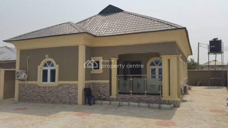 a Modern 3 Bedroom Flat All Ensuite Built, Interlocked Compound, Ibeju Lekki, Lagos, Detached Bungalow for Sale