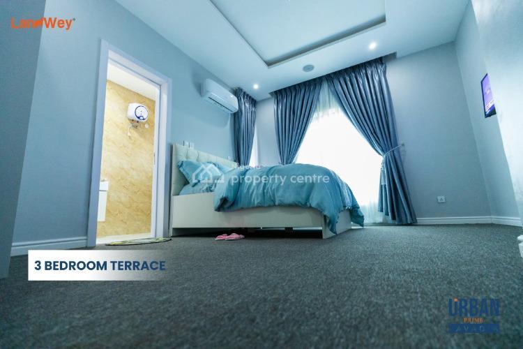 3 Bedrooms Terraced Duplex, Urban Prime Estate, Ogombo, Ajah, Lagos, Semi-detached Duplex for Sale