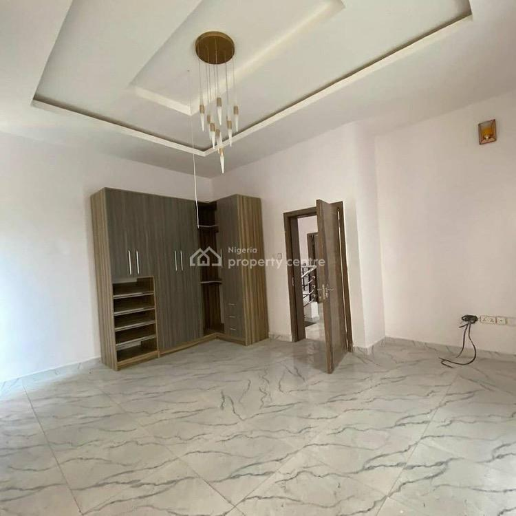 Deal of The Day Affordable Premium 4 Bedroom Duplex, Chevron Toll, Lekki, Lagos, Detached Duplex for Sale