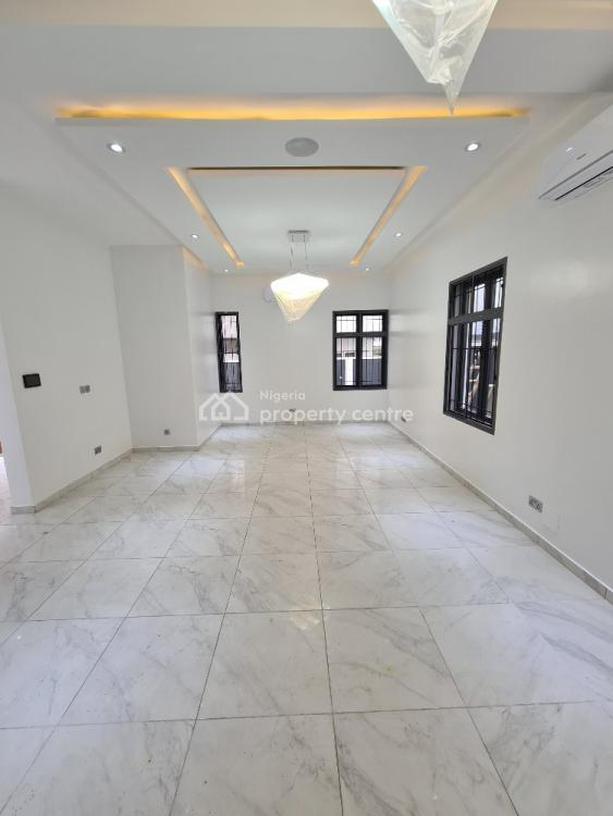 Tastefully 4 Bedroom Terrace Duplex in a Serene Environment, By Chisco Bus Stop, Ikate Elegushi, Lekki, Lagos, Terraced Duplex for Sale