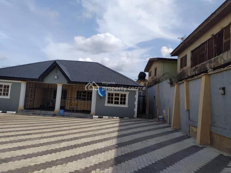 Lovely 4 Bedroom Detached Property in an Estate., Morgan Estate Opposite Omole Phase 1., Ogba, Ikeja, Lagos, Detached Bungalow for Sale