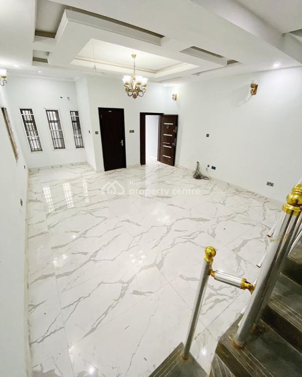 4 Bedroom Semi Detached Triplex, Off Freedom Way, Ikate Elegushi, Lekki, Lagos, Semi-detached Duplex for Sale