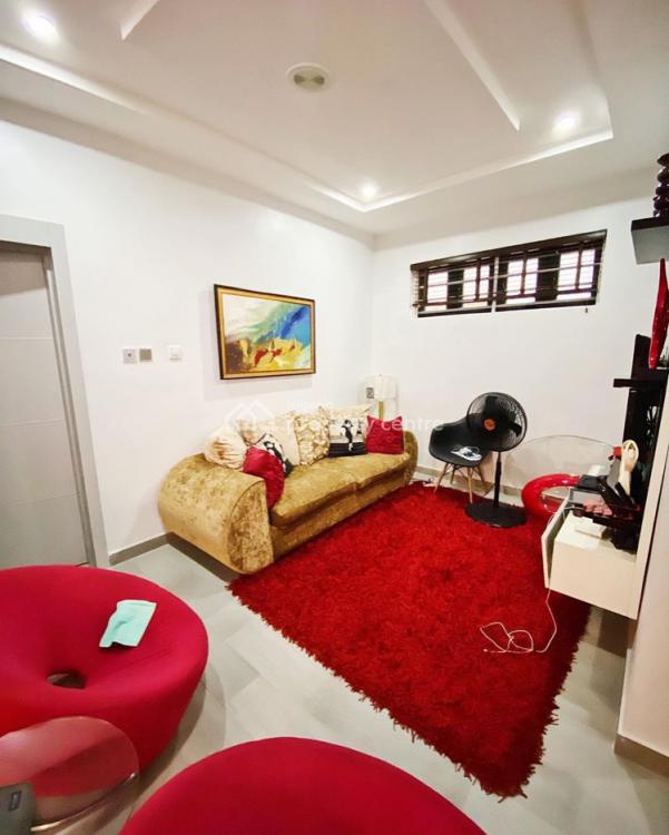 Exclusive 3 Bedroom Town House with a Study and Bq, Ikate Elegushi, Lekki, Lagos, Terraced Duplex for Sale