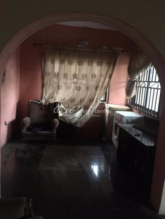 3 Bedroom Duplex with 2 Numbers of 2 Bedroom Flat on Full Plot, Fagba, Agege, Lagos, House for Sale