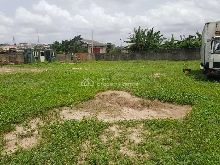 4 Plots of Land About 2500sqm, Oregun Ikeja Kudirat Abiola Way., Oregun, Ikeja, Lagos, Mixed-use Land for Sale