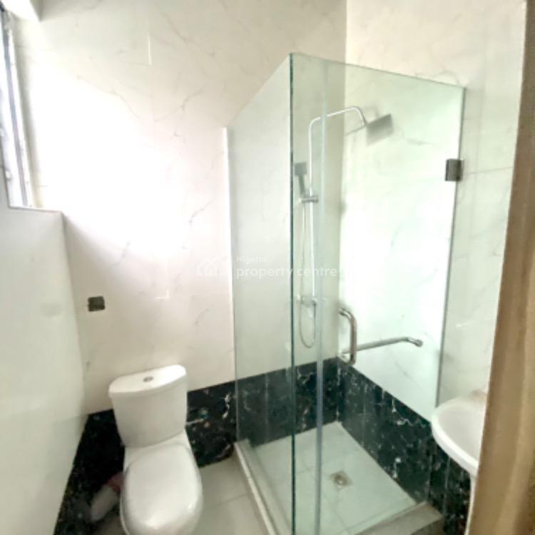 Fully Serviced 4 Bedroom Terraced Duplex Plus Bq, Agungi, Lekki, Lagos, Terraced Duplex for Sale