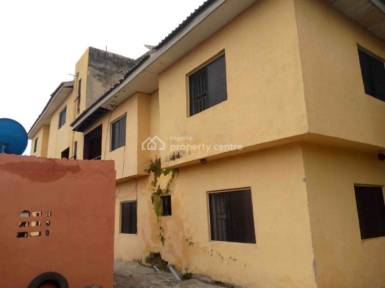 5 Units of 3 Bedroom Flats, Oku- Ajah, Ogombo, Ajah, Lagos, Block of Flats for Sale