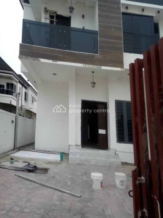 Newly Built All Rooms En-suite 4 Bedroom, Chevron Alternative, Lekki Phase 2, Lekki, Lagos, Semi-detached Duplex for Sale