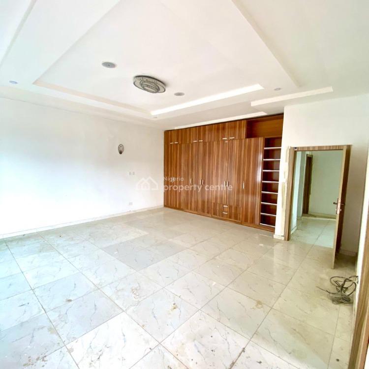 Magnificently Built 4 Bedroom Serviced Terrace Duplex, Cheveron Drive, Lekki, Lagos, Terraced Duplex for Sale