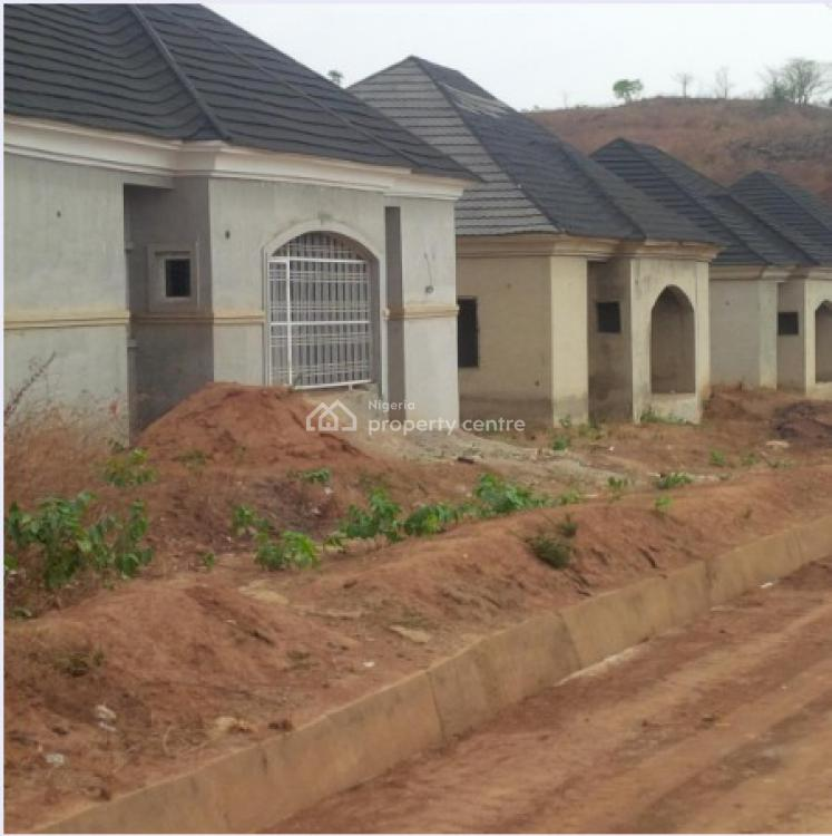 Partly Completed 3 Bedroom Detached Bungalow  + Bq Space, Raylight Estate, Karmo, Abuja, Detached Bungalow for Sale