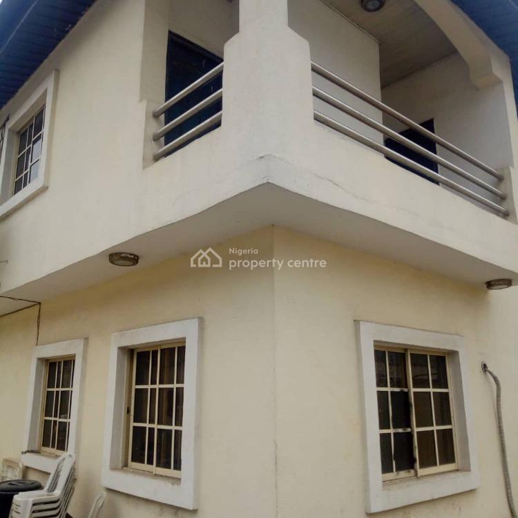4 Bedroom Duplex, Omole Phase 1, Ikeja, Lagos, Semi-detached Duplex for Sale