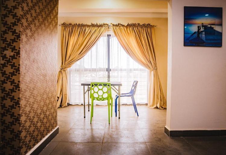 Newly Built 5 Bedroom Terraced Duplex with a Bq, Hadid Court By Lento Alluminium, Jabi, Abuja, Terraced Duplex for Sale