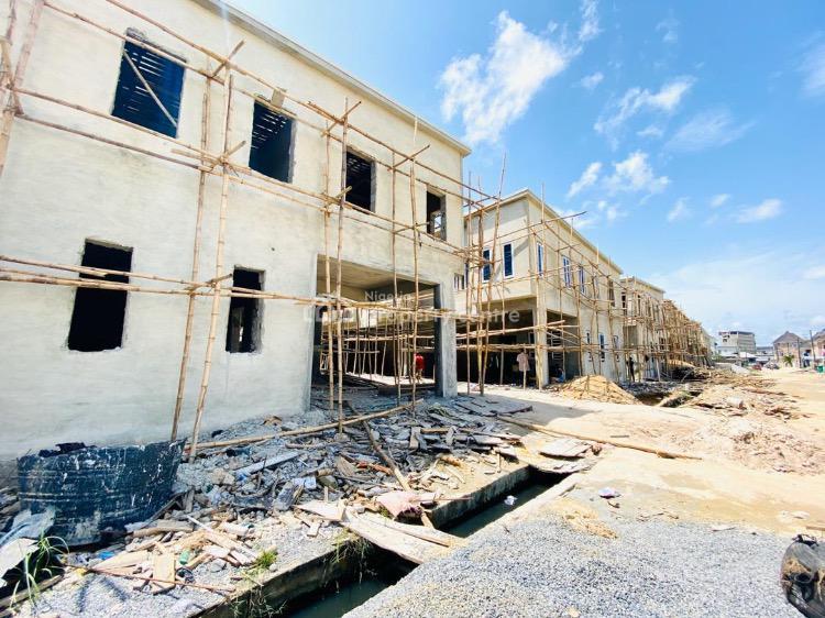 4 Bedroom Terrace  Duplex, Creek Avenue Court 2, Ikota, Lekki, Lagos, Terraced Duplex for Sale