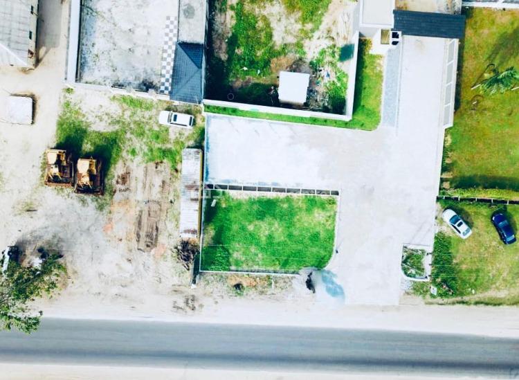 Serviced Land, Eleko Road, Five Oak Residences., Ibeju, Lagos, Residential Land for Sale