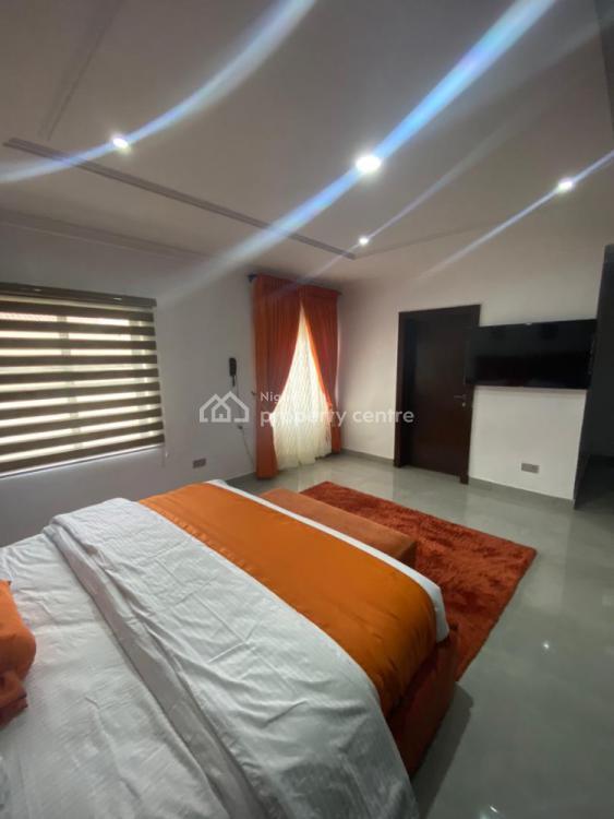 Luxury 4 Bedroom Terrace, Lekki Phase 1, Lekki, Lagos, Terraced Duplex Short Let