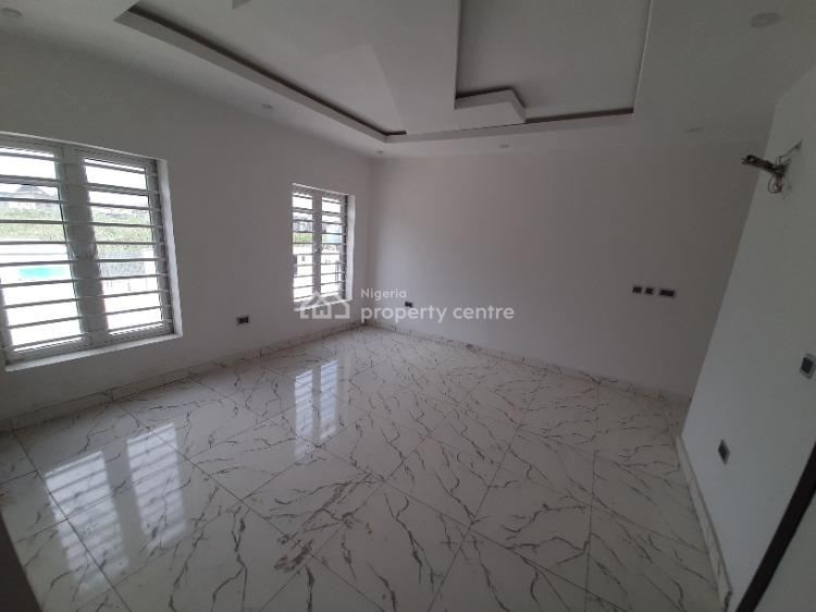 Newly Built 4 Bedroom Terrace with a Room Bq & Swimming Pool, Ajah, Lagos, Terraced Duplex for Sale