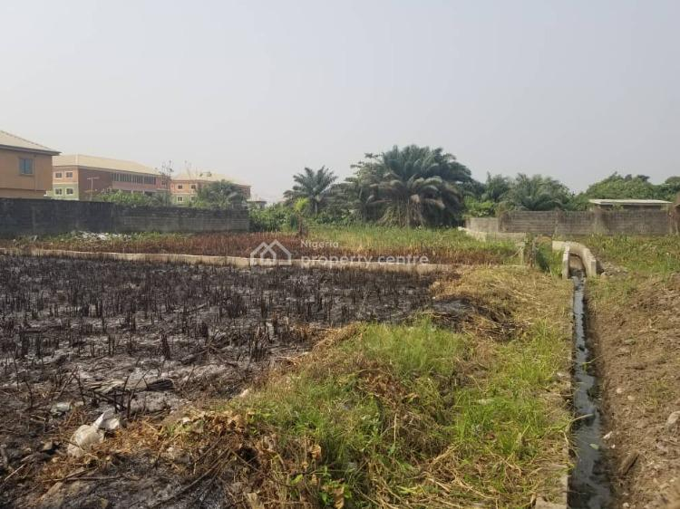Two and Half Plot of Land for You, Behind Blenco Shopping Mall, Sangotedo, Ajah, Lagos, Mixed-use Land for Sale