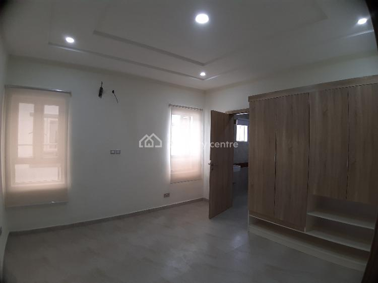 4 Bedroom Semi Detached Serviced Duplex with Swimming Pool, Gym & Bq, Off Fredoom Way., Lekki Phase 1, Lekki, Lagos, Semi-detached Duplex for Sale