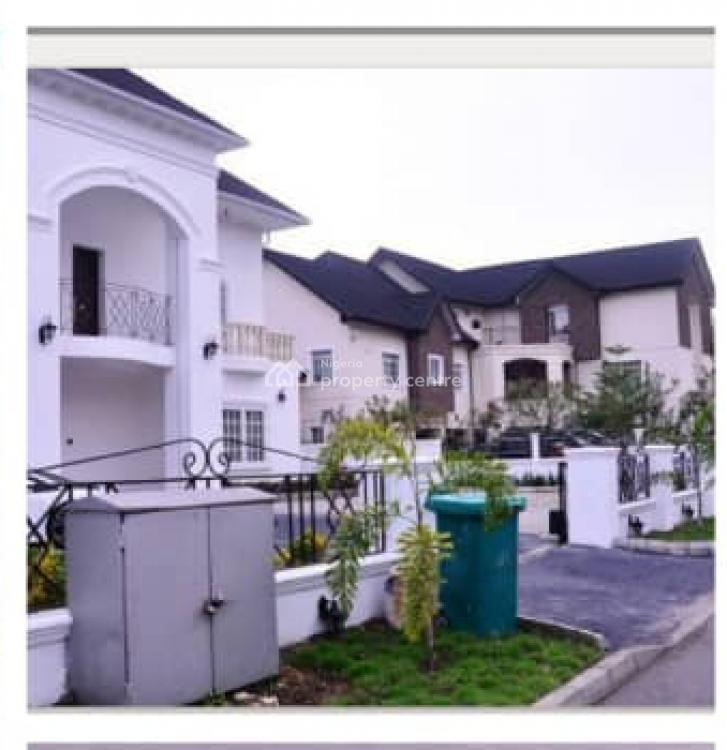 Five Bedrooms Mansion, Nicon Town, Lekki, Lagos, Detached Duplex for Sale