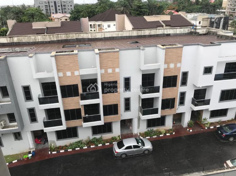 Brand New Fully Fitted 4 Bedroom Terrace Apartment, Old Ikoyi, Ikoyi, Lagos, Flat for Sale