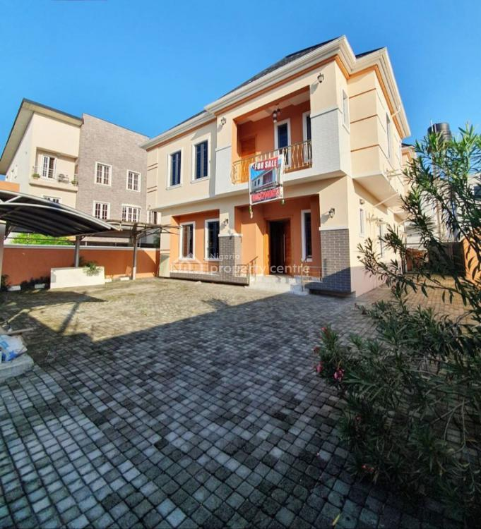 Tasteful Finished 5 Bedroom Detached  Duplex in a Nice Location, Off House on The Rock Church, Ikate Elegushi, Lekki, Lagos, Detached Duplex for Sale