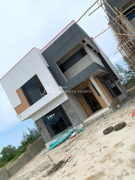 5 Bedroom Duplex with Swimming Pool and Gym. Fully Fitted Kitchen., Ikota, Lekki, Lagos, Detached Duplex for Sale
