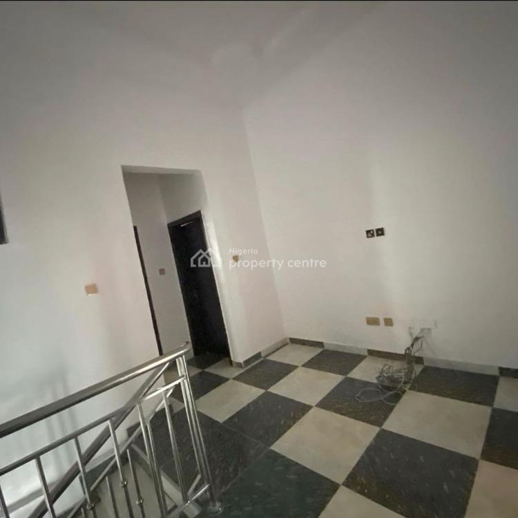 Brand New 4 Bedroom Terrace Duplex in a Serene Estate Environment, Chevron, Lekki, Lagos, Terraced Duplex for Sale