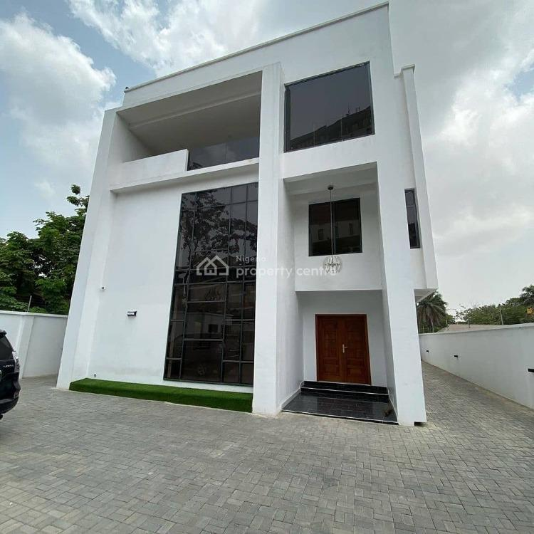 Luxury 5 Bedroom Detached Duplex in a Serene and Secured Environment, Old Ikoyi, Ikoyi, Lagos, Detached Duplex for Sale